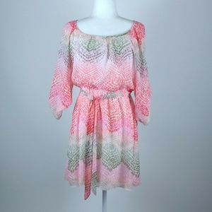 Speechless beautiful pastel dress size small